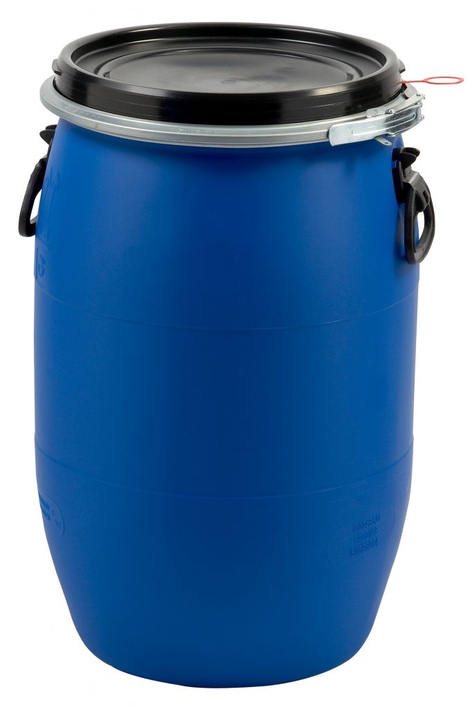60l Un Hdpe Plastic Drum 1h2 X88 S Air Sea Containers