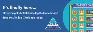 Air Sea Challenge Launch