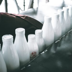 Is milk a dangerous good?