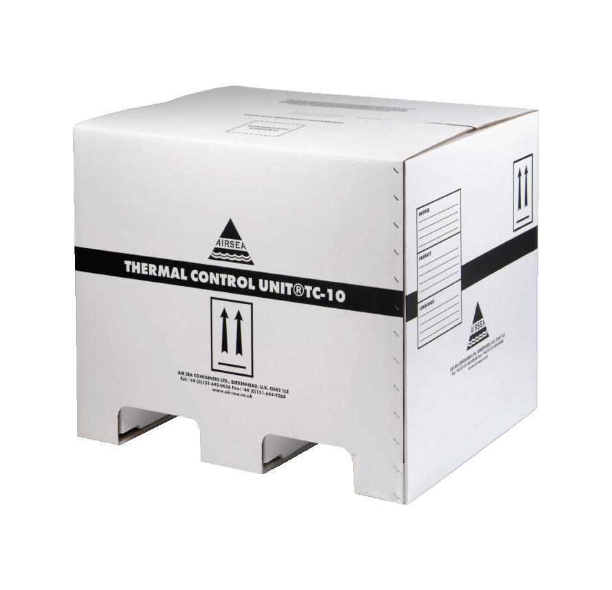 Thermal Control Units: Thermal Control Unit TC-10