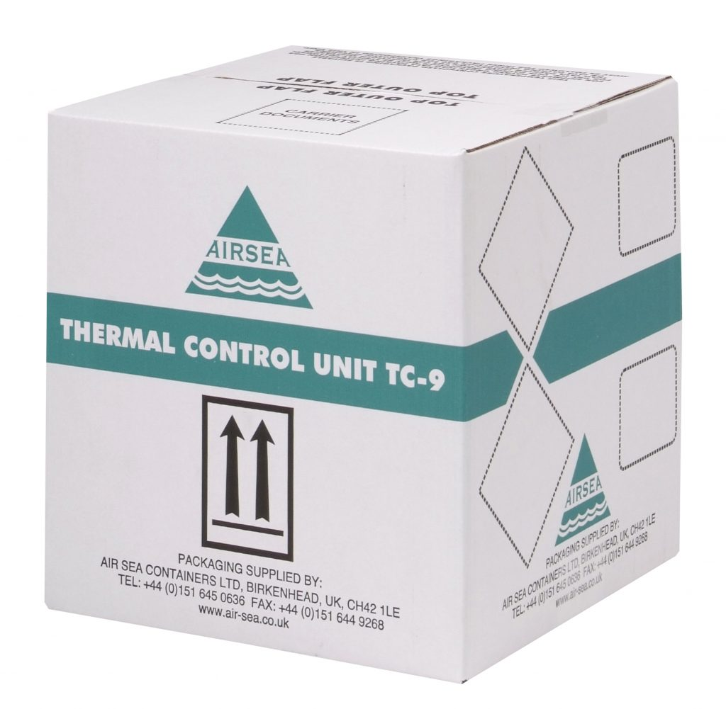 Thermal Control Units: Thermal Control Unit Fibreboard Outer Refurbishment